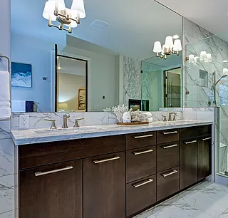 Custom Bathrooms Vaughan | Alliance Millwork | Vanities ...