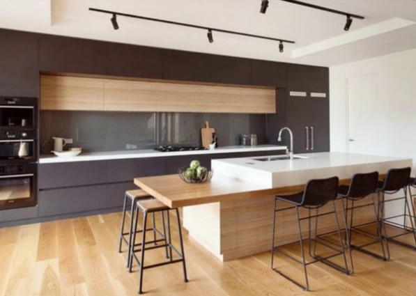 modern kitchens vaughan